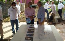 Duque en San Andrés: así avanza la isla tras Iota