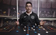 El español Eric Lira será el nuevo asistente de Amaranto Perea en Junior