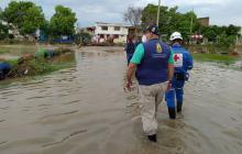 Cartagena actualizó su plan de contingencia por lluvias