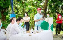 Anuncian la puesta en marcha de varios proyectos en  Sucre