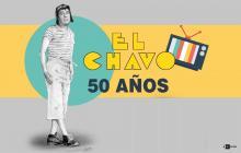 Hoy hace 50 años salió el primer sketch del chavo en 'Chespirito'