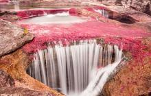 Caño Cristales, el río de los siete colores, reabre sus puertas al mundo