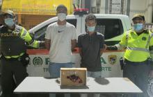 Caen dos sospechosos de homicidio de taxista en Galapa