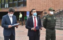 Críticas al Gobierno por decreto que regula la protesta social