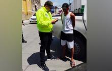 Cae alias el Bebé, uno de los más buscados por la Policía