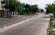 Motociclista muere tras ser atropellado por una ambulancia en la Murillo