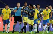 Colombia vs. Brasil: minuto a minuto del partido de la Copa América