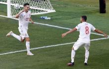 España logró clasificar a octavos de final de la Euro