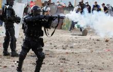 Joven muere en Bogotá tras resultar herido en enfrentamiento con la Policía