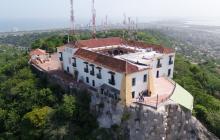 $8.372 millones de regalías para frenar erosión en Cerro de La Popa