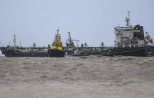 Reanudan operaciones de embarcaciones en el Puerto de Barranquilla
