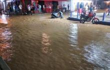 Habilitarían albergues para las familias damnificadas en San José de Uré