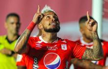 América despide a Duván Vergara, que jugará en el Monterrey de México