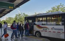 La Nación puede cofinanciar déficit del transporte masivo