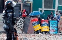 Indagan a miembros del Esmad por muerte de dos jóvenes en Bogotá