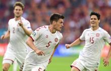 Dinamarca venció a Gales y se metió en cuartos de la Eurocopa
