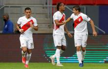 Perú superó a Venezuela y pasó segunda del grupo B