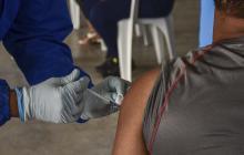 Solo residentes en Piojó serán inmunizados