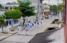 6 fallecidos y 993 nuevos contagios de covid-19 en Cartagena