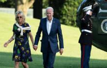 Biden no tiene previsto viajar a los Juegos Olímpicos de Tokio