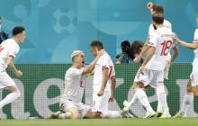 Suiza dio la sorpresa de la Euro al eliminar a Francia