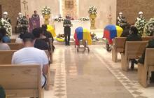 Sentido adiós a policías asesinados en Pailitas
