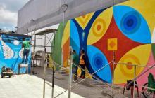 Desde este miércoles el arte y sus creadores tendrán su espacio en el Paseo Bolívar de Barranquilla