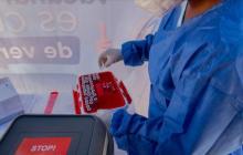 Cartagena empezó vacunación con Janssen