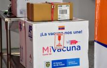 Santa Marta recibió 10.080 vacunas de Sinovac