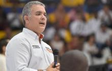 Presidente Iván Duque estará este jueves en La Guajira