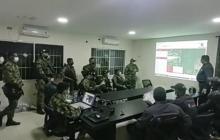 Capturan a nueve hombres del ala financiera de los 'Pachenca' en Santa Marta