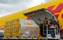 Llegaron a Colombia 539.370  nuevas dosis de vacuna Pfizer