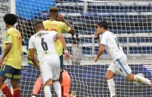 Bentancur espera partido duro ante Colombia y Nández dice que es buen equipo
