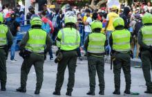 Aprueban en el Congreso de EE. UU. condicionar ayuda a la Policía colombiana
