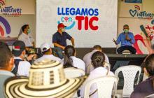 Sucre activó su primer centro digital