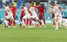 España, en semifinales de la Eurocopa por quinta vez