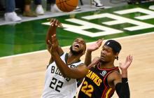 Bucks quedaron a un triunfo de las finales de la NBA