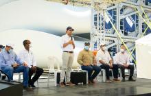 Minminas anunció electrificación con paneles solares para la Alta Guajira