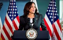 Vicepresidenta de EE. UU. hizo un llamado para que más personas se vacunen