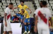 Brasil y Perú se juegan el primer cupo a la final de la Copa América 2021