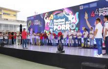 Con éxito se llevó a cabo el Festival del Porro en San Pelayo