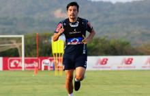 Sherman Cárdenas finalizó su contrato con Junior