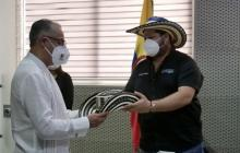 Sombrero vueltiao fue certificado como referente artesanal Andino