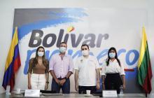 Buscan reactivar 14.000 hectáreas del Distrito de riego de María La Baja