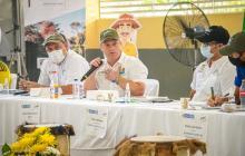 Gobernador de Sucre pide agilizar proyectos de Ocad Paz