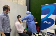 Más empresas del Atlántico comienzan vacunación