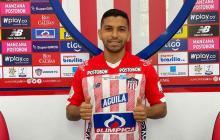 José Carlos Muñoz, el quinto refuerzo de Junior