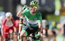 Cavendish ganó su cuarta etapa en el Tour de Francia
