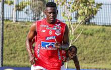 Cristian Martínez Borja dijo que viene para salir campeón en Junior