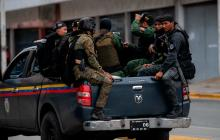 Combates en barriadas de Caracas generan tensión